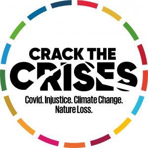 Crack the Crises logo