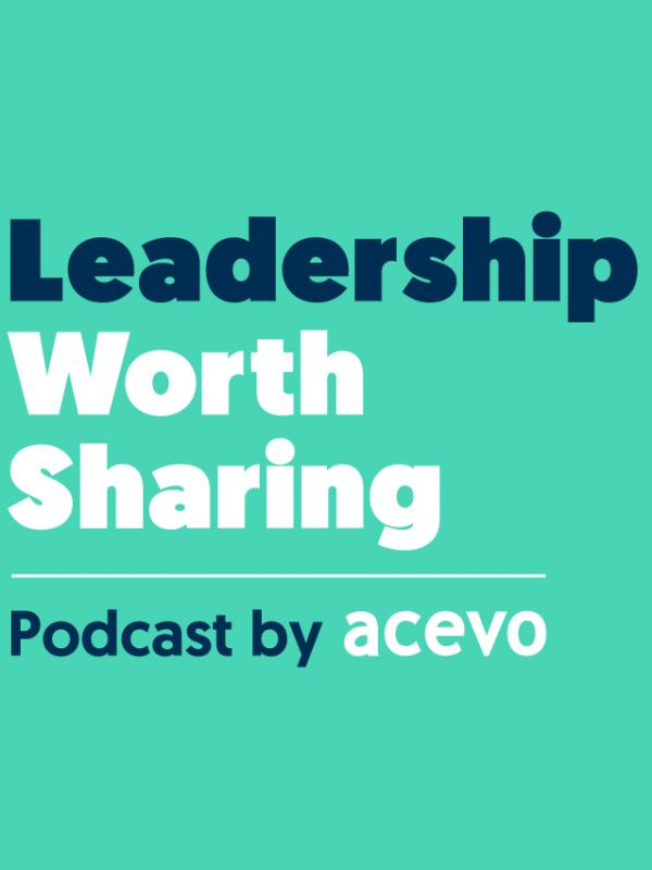 ACEVO Podcast logo RGB