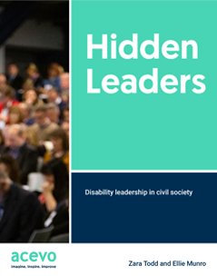 Cover of the report Hidden Leaders