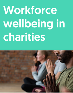 Workforce wellbeing front cover