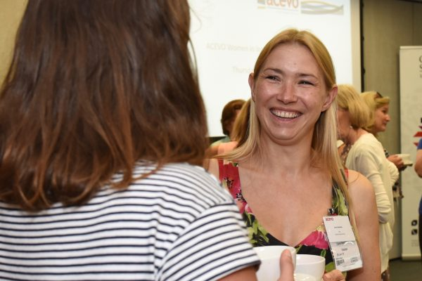 Women in Leadership Caron Bradshaw